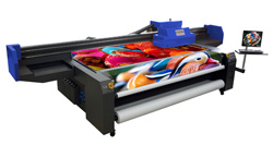 Flora PP2512UV High Resolution UV Flatbed Inkjet Printing Machine